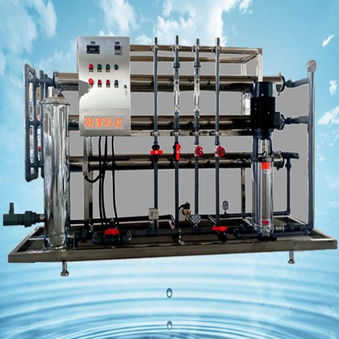 3吨大型贝博平台水处理设备工业养殖业直饮水工程 商用纯水机净水器
