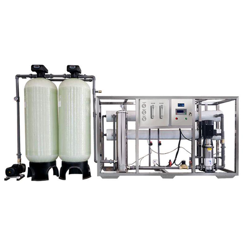 2019贝博备用网址4吨贝博平台水处理